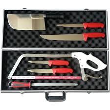 malette cuisine professionnel malette de 7 couteaux professionnels bargoin po achat vente
