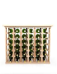 small capacity wine racks for countertops or to hang