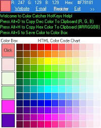 pick color color code html picker software free download