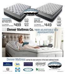 denver mattress is your adjustable bed headquarters shop the