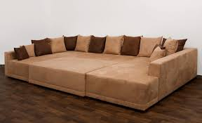 Oversized Sectional Sofa Big Sectional Sofas