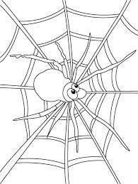 Spider Web Coloring Pages Download Free Spider Web Coloring Web Coloring Pages