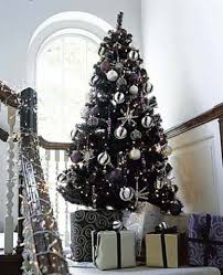 silver tree decorating themes home design and decorating