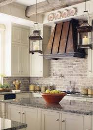 Splashback Ideas For Kitchens Kitchen Backsplashes Herringbone Kitchen Backsplash Faux Brick