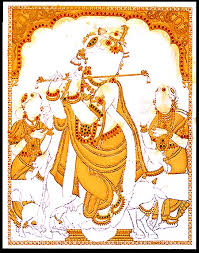 tanjore painting outline sketches