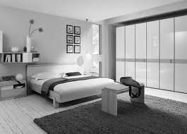 Grey Bedroom White Furniture Minimalist Bedroom Modern Bed For Romantic Minimalist Bedroom