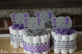 elephant baby shower centerpieces purple elephant baby shower theme purple elephant ba shower