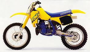 250 motocross bikes for sale 1988 rm 250 restore finished but need help old moto