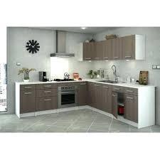cuisine integre meuble avec plan de travail cuisine start meuble de cuisine bas
