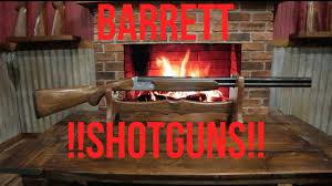 barrett sovereign line introduced by chris barrett shot 2017