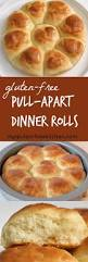 gluten free desserts thanksgiving pull apart dinner rolls gluten free