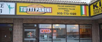 tutti cuisine cuisine take out catering richmond hill home tutti panini