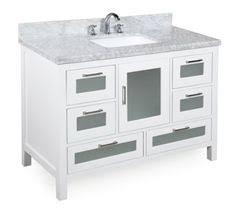 42 Inch Bathroom Vanity Cabinet Single Vanity Cabinet White Shaker Westwood Single 42 Inch Usa