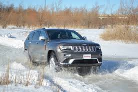floating jeep capsule review jeep grand cherokee ecodiesel the truth about cars