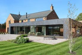 glass roof house leyland lancashire architectural glass clear living