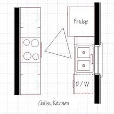 Kitchen Design Galley Layout 10 The Best Images About Design Galley Kitchen Ideas Amazing