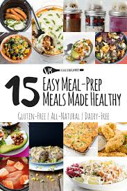15 easy meal prep meals to keep eating healthier veggie balance