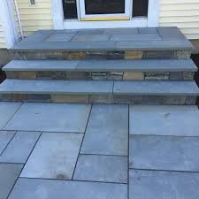 how to clean bluestone stone walkways vermont landscaping design installation