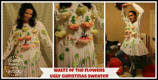 uncle ugly u0027s christmas sweater jamboree 2012 coolest family on