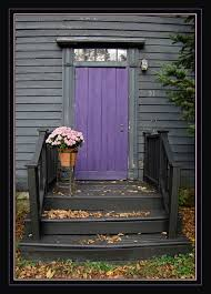 modern exterior paint colors for houses purple door purple and