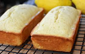 lemon bread the cookin