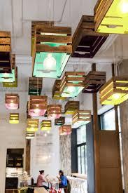 best 25 restaurant lighting ideas on pinterest bar lighting diy idea for old suitcase lamp designlighting
