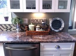 kitchen island makeover ideas kitchen counter decor ideas crafty image countertop decorating
