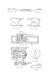 patent us2755104 tractor trailer load distribution adjusting