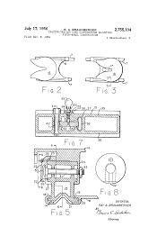 patent us2755104 tractor trailer load distribution adjusting