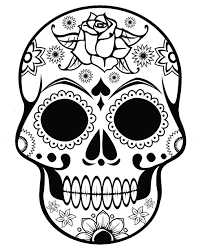 halloween outstanding scary halloween coloring pages scary