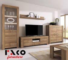 Oak Living Room Furniture EBay - Oak living room sets