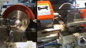 manual engine lathe kaast g turn 178 750 youtube