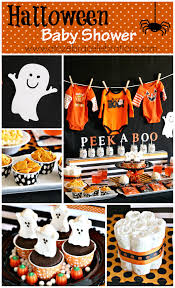 Halloween Baby Shower Cupcakes by Halloween Baby Shower U2013 A To Zebra Celebrations