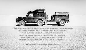 land rover desert quote of the month sirocco overland сирокко оверленд