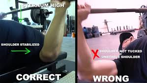 Correct Technique For Bench Press 3 Bench Press Errors And How To Fix Them Strong Muscle