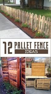 Diy Garden Fence Ideas 27 Cheap Diy Fence Ideas For Your Garden Privacy Or Perimeter Diy