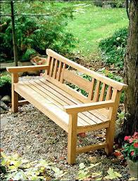 Garden Bench Ideas Park Bench Designs Plans Best Wooden Garden Benches Ideas On That