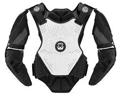 short dirt bike boots dirt bike u0026 motocross chest protectors u0026 roost guards u2013 motomonster