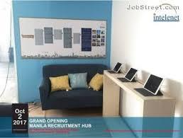 Interior Design Jobs Philippines Workforce Real Time Analyst Urgent Job Intelenet Global