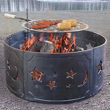 Wood Firepits Pits Living In Style