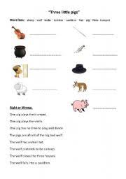 english teaching worksheets pigs