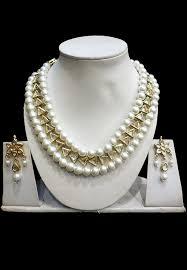 fashion pearl necklace set images Pearl necklace set jjr16267 jpg