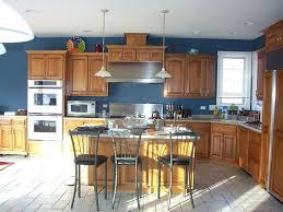 light blue kitchen walls white cabinets kitchen blue walls white