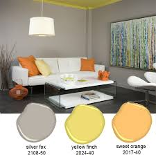 is livingroom one word silver fox and orange living room color inspiration for the