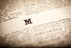 Define Magnificent 40 Magnificent M Words To Maximize Your Vocabulary Mental Floss