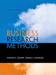 business research methods 12th edition by donald r cooper pdf