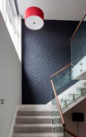 decorating ideas for staircase walls staircase contemporary with