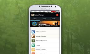 Oklahoma best travel apps images Ok fishing hunting guide android apps on google play