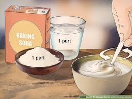 Cleaning Grout With Vinegar How To Clean Grout With Baking Soda 14 Steps With Pictures