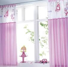 White Nursery Curtains by Pink Baby Room Curtains Home Design Ideas Bedroom Interior With
